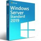 Windows Server Standard 2019-instant download