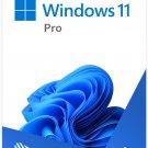 Microsoft Windows 11 Pro activation 64bit retail Key - instant download
