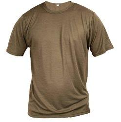 Doug Hoschek Short Sleeve FR Tee Shirt Men's S M L XL Fire Resistant Military Green or Tan