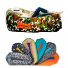 Chillbo SHWAGGINS 2.0 Best Inflatable Lounger Portable Hammock Air Camouflage