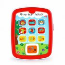 Baby Toy Tablet Learn Educational Music Light Up Number Color Boy Girl Gift New