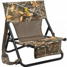 Hunting Chair Seat Camp Outdoor Browning Turkey Deer Durable Camo Outdoor New