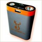 Hot Pocket Hand Warmer Phone Charger Light Led Hunting Fishing Camp Hiking New