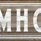 Farmhouse Sign Rustic Country Decor Home Indoor Metal Tin Primitive Gift New