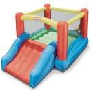 Kids Inflatable Bounce House Jump Slide Toddler Outdoor Yard Bouncy Party New