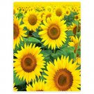 Blanket Fleece Throw Sunflower Fall Autumn Sofa Couch Bed Decor Gift Her New
