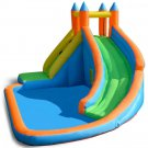 Kids Inflatable Water Slide Bounce House Castle Outdoor Yard Toy Toddler New