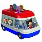 Paw Patrol Ice Pops Machine Truck DIY Popsicle Ice Cream Kids Boy Girl Gift New