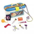 Dr Doctor Kit Set Play Medical Pretend Toy Kids Toddler Girl Boy Gift 9 Pc NEW