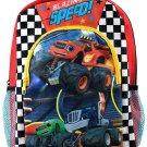 Blaze Monster Machines Backpack Kids School Bookbag Storage Boy Gift Travel New