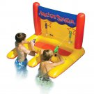 Kids Arcade Shooter Pool Toy Dual Inflatable Water Guns Squirt Beach Water New