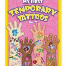Kids Tattoos First Temporary 100+ Toddler Boy Girl Gift Pretend Play NEW