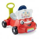 Baby Toy Laugh Learn Smart Car 3 In 1 Ride On Toddler Sounds Educational New