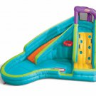 Slam N Curve Slide Little Tikes Kids Activity Outdoor Water Pool Toddler New