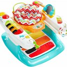 Baby Step Play Mat Piano Toy 4in1 Toddler Activity Table Music Fisher Price New