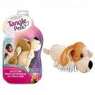 Kids Plush Hairbrush Detangling Toddler Girl Boy Animal Puppy Dog Gift New