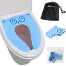 Toilet Training Seat Covers Baby Kids Toddler Non Slip Silicone Travel Pads New