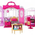 Barbie Glam Getaway Doll House Kids Toddler Toy Pretend Play Set Girl Gift New