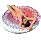 Inflatable Float Lounger Raft Toy Pool Water Beach Swim Gift Kids Adult New