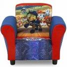 Paw Patrol Chair Kids Toddler Upholstered Boy Girl Furniture Lounge Gift New