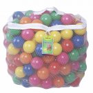 Tent Pit Balls Pack 200 Crush Proof Kids Toy Storage Bag Girl Boy Gift New