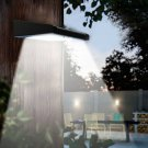 Solar Lights Outdoor 2 Pack LED Garden Patio Yard Motion Sensor Wireless New