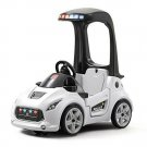 Kids Riding Police Car Ride On Coupe Turbo Toddler Preschool Boy Girl Gift New