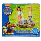 Paw Patrol Water Spray Mat Kids Toddler Outdoor Play Toys 35 Inch Sprinkler New