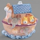 Baby Night Light Noahs Ark Animal Nursery Decor Boy Girl Table Top Gift NEW