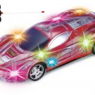 Kids RC Car Toy Remote Control Racing Red Flashing LED Light Up Boy Girl New