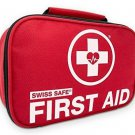 First Aid Kit 2 in 1 Emergency Car Home Outdoor Hiking Survival 120 Pc Gift New