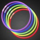 """Glowstick Necklaces Kids Adult Party Favor Gift 22"""" Wedding Non Toxic Gift New"""