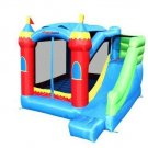 Kids Inflatable Bounce House Slide Royal Palace Toddler Bouncy Outdoor Yard New