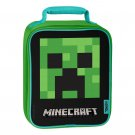 Thermos Minecraft Lunch Box - Green