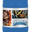Thermos Skylanders Funtainer 10 Ounce Food Jar, Skylanders NEW