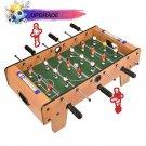Foosball Table Mini Tabletop Travel Billiard Game Sports Gift Boy Girl New