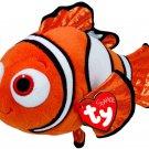 Nemo Stuffed Animal Plush Fish Toy Beanie Toddler Boy Girl Gift Finding Dory New