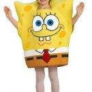 Kids SpongeBob Squarepants Costume Dress Up Toddler Boy Girl Halloween New