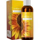 Sunflower Seed Oil Skin Care Hair Conditioner Anti Aging Massage Therapy New