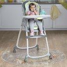 "Play Floor Mat Baby Kids High Chair Waterproof Vinyl 50"" Nursery Gift Craft NEW"
