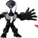 Marvel Super Hero Mashers Micro -  Black Spider-Man Action Figure
