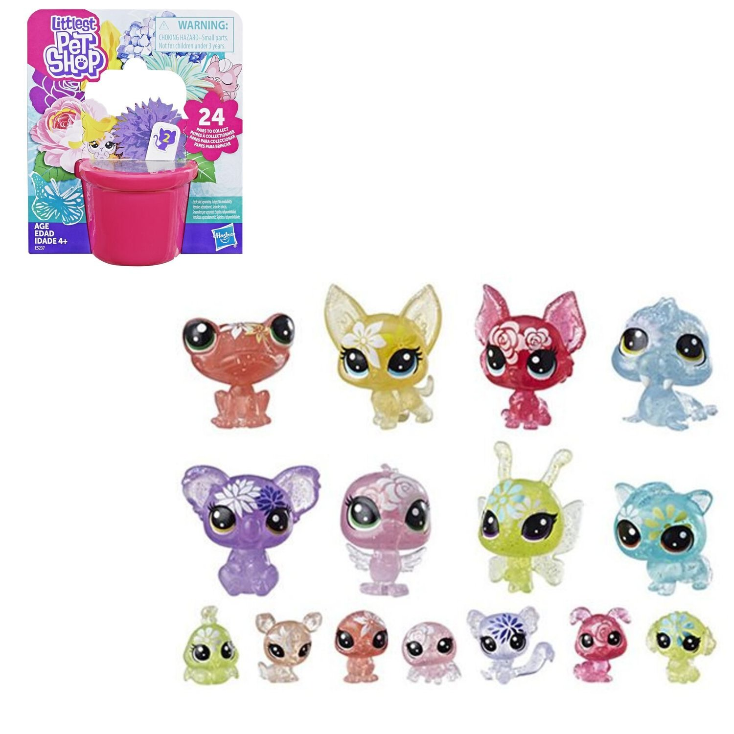 Littlest Pet Shop | Blooming Bouquet | Includes a Free Gift with Purchase