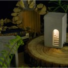 Handmade concrete lamp, desktop decor, table lamp, home decor and gifts(Plus)