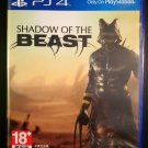 New Shadow of the Beast PS4 Sealed! 18+ Free shipping! CHinese+English Version PCAS00056