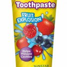Sunstar 4051R Gum Crayola Tropical Twist Flavor Toothpaste, 4.2 oz.