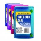 C Line 4X6 Index Card Case