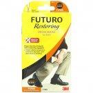 "Futuro Restoring Dress Socks for Men, Firm-Black-XL 12"" High Qaulty Duable"
