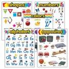 Combo Pks K Basic Skills Alphabet
