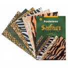 Pacon Corporation Fadeless Embossed Safari 24 Sht