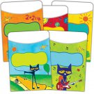 Pete the Cat Library Pockets - Multi-Pack